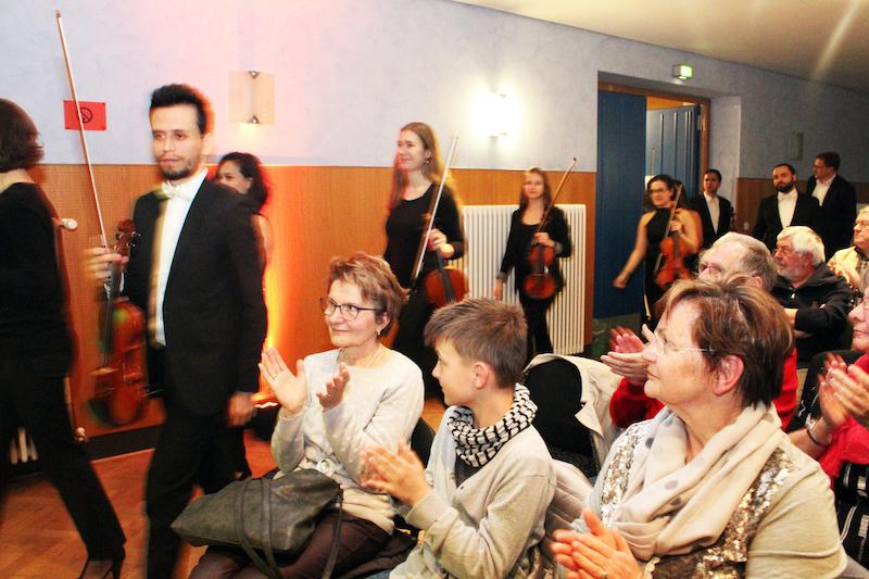 In Malchow endete 2019 die erste Spielzeit der Neuen Philharmonie MV