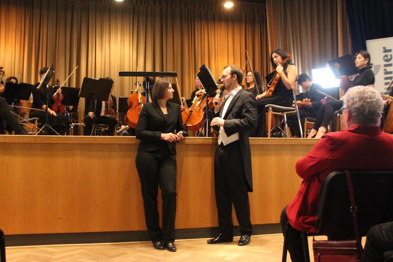Claudia Schneider und Andreas Schulz organisieren die Konzertreihe