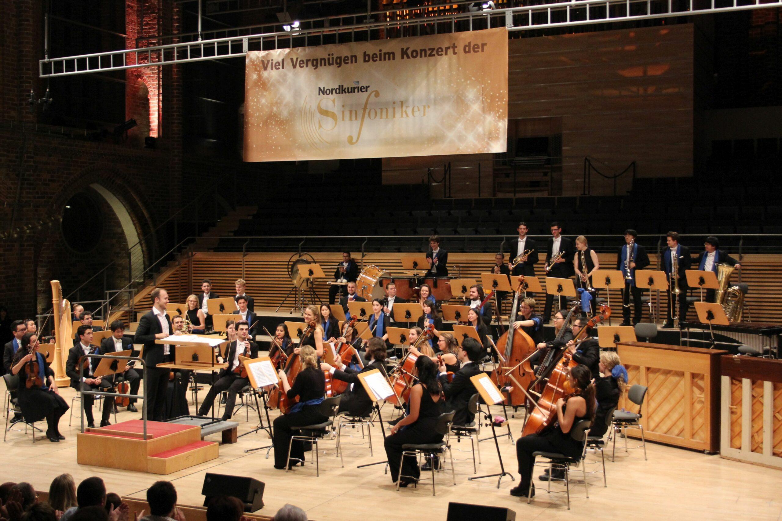Mecklenburg-Vorpommern ist das Mutterland der Neuen Philharmonie