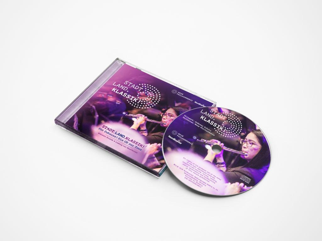 Klassik-CD der Neuen Philharmonie zu Stadt.Land.Klassik!