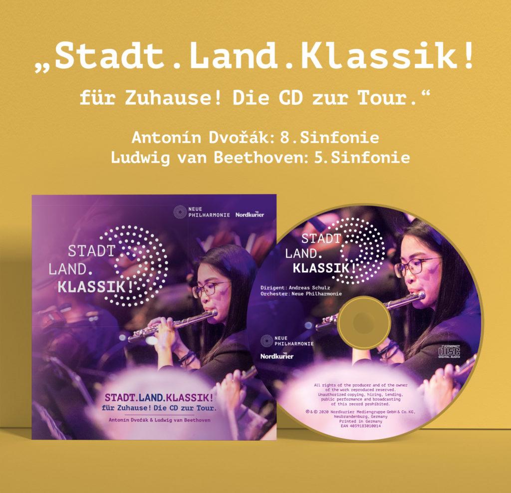 Stadt Land Klassik - CD