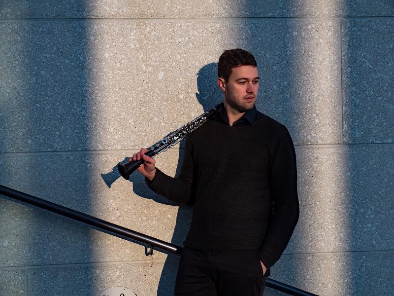 Bei der letzten Tournee von Stadt.Land.Klassik! begeisterte Ruben Staub als Solist das Publikum in Mecklenburg-Vorpommern.